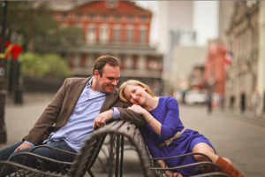 Engagement pictures from Twirl Photography